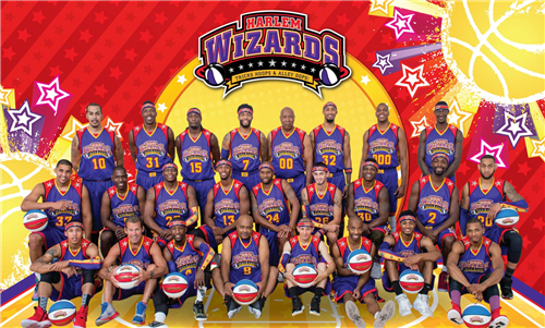 Harlem Wizards are coming to NHS!