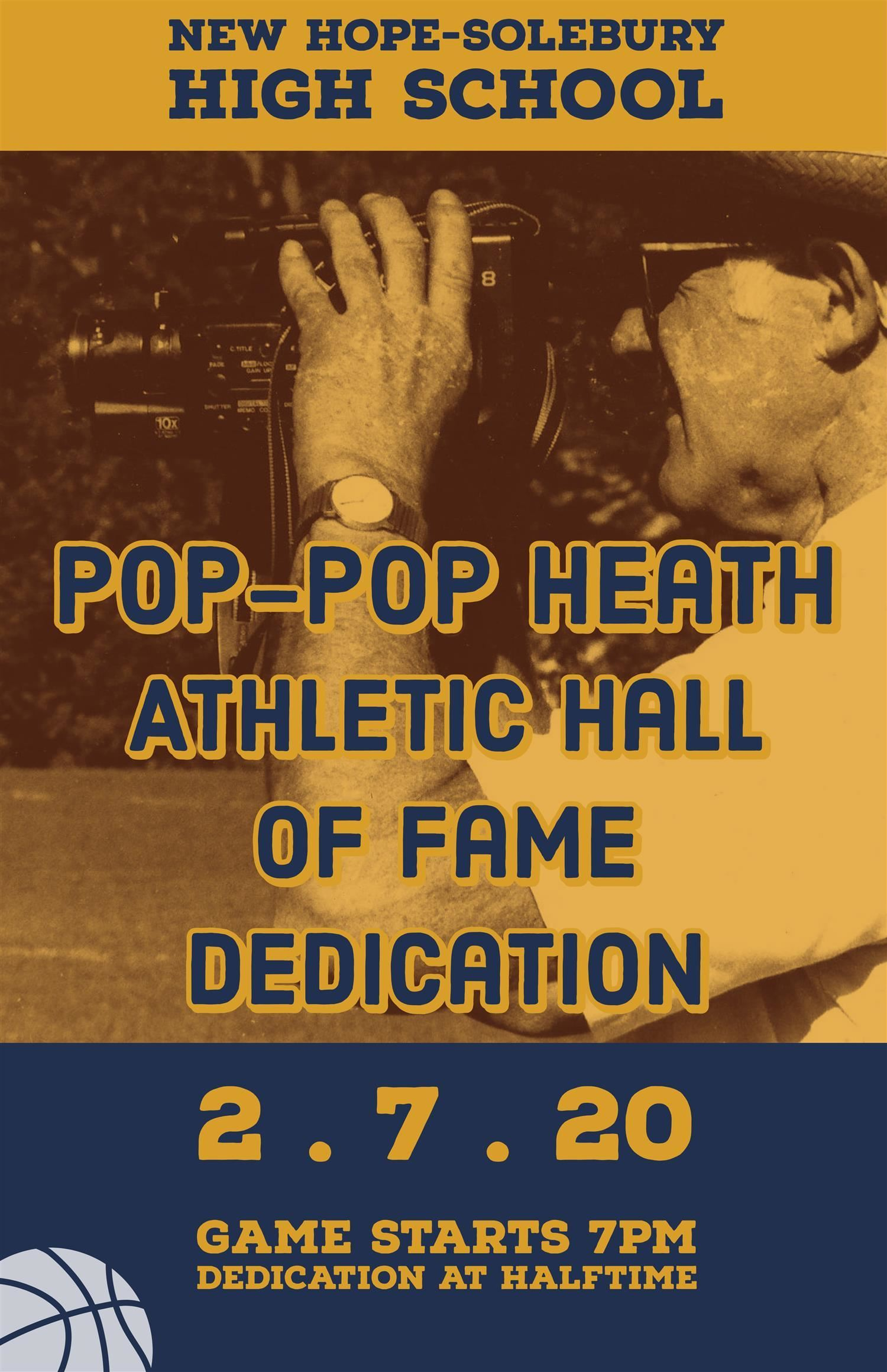 HoF Dedication