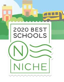 NHSD Ranked #15 in the State by Niche.com