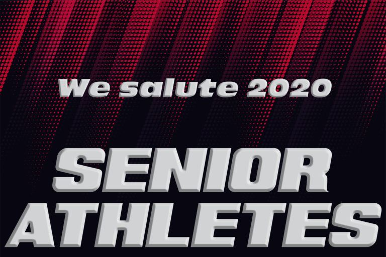 We Salute Our Senior Athletes