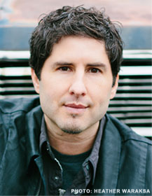 Visiting Author, Matt de la Peña